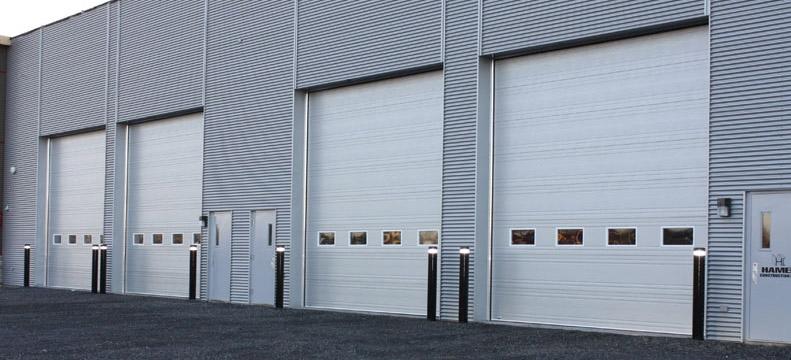 Porte de garage GX-175-A | R-16