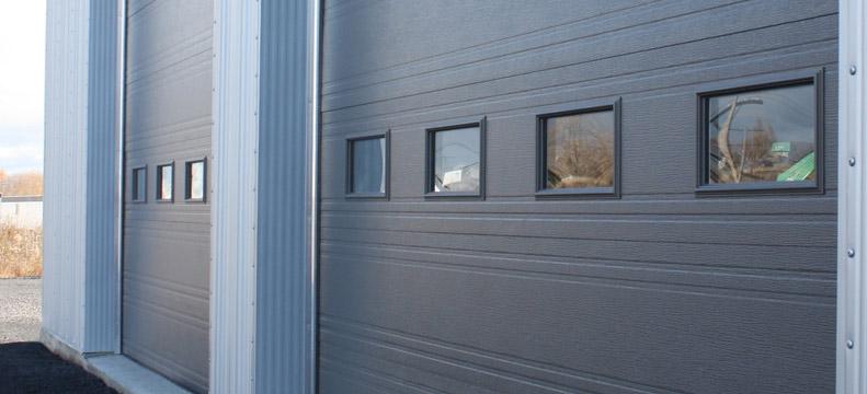 Porte de garage GX-175-S | R-16