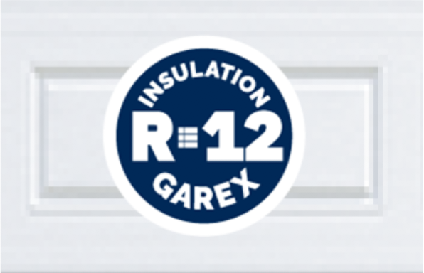 Insulated Garage Doors R12 Factor