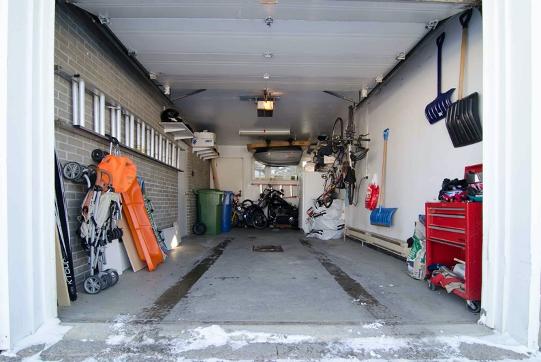 La condensation dans votre garage