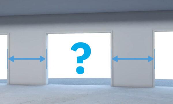 Comment prendre les mesures d'une porte de garage?