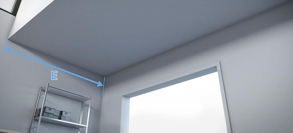 mesurez profondeur garage