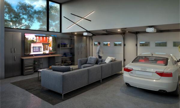 transformer votre garage et le rendre génial!